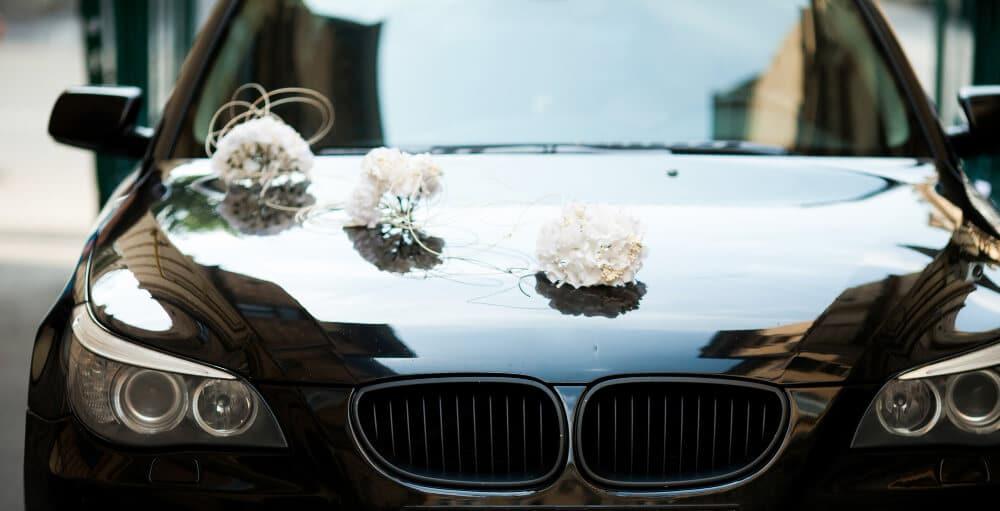 רכב מקושט לחתונה